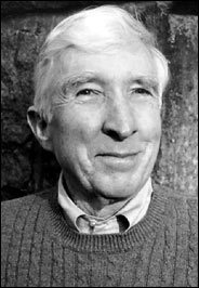 John Updike. Photo by Martha Updike.
